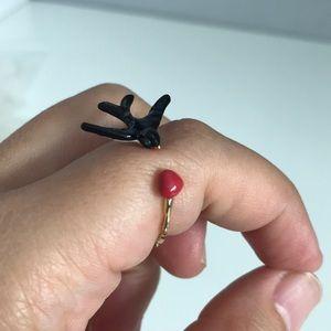 les nereides sparrow ring for sale